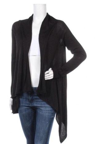 Дамска жилетка H&M, Размер S, Цвят Черен, 50% акрил, 50% вискоза, Цена 27,41лв.