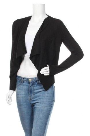 Дамска жилетка Jennyfer, Размер XS, Цвят Черен, Цена 7,56лв.