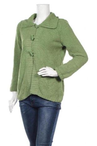Γυναικεία ζακέτα Katies, Μέγεθος S, Χρώμα Πράσινο, Πολυεστέρας, Τιμή 16,24€