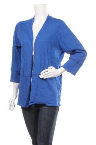Γυναικεία ζακέτα Millers, Μέγεθος XL, Χρώμα Μπλέ, 63% βισκόζη, 37% πολυαμίδη, Τιμή 6,37€