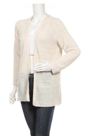 Γυναικεία ζακέτα Soya Concept, Μέγεθος L, Χρώμα Εκρού, 60%ακρυλικό, 40% πολυαμίδη, Τιμή 8,89€