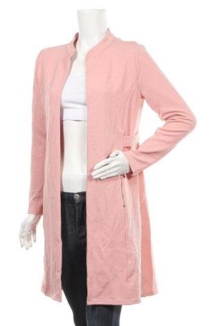 Γυναικεία ζακέτα Temt, Μέγεθος M, Χρώμα Ρόζ , 95% πολυεστέρας, 5% ελαστάνη, Τιμή 9,42€