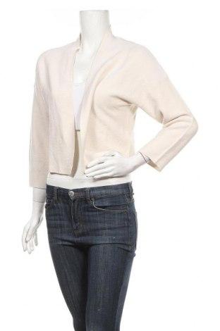 Γυναικεία ζακέτα Tom Tailor, Μέγεθος S, Χρώμα Εκρού, Βαμβάκι, Τιμή 6,69€
