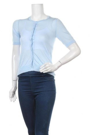 Γυναικεία ζακέτα Uniqlo, Μέγεθος M, Χρώμα Μπλέ, Τιμή 4,68€
