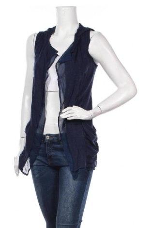Γυναικεία ζακέτα Valley Girl, Μέγεθος XS, Χρώμα Μπλέ, Πολυεστέρας, βαμβάκι, Τιμή 4,77€