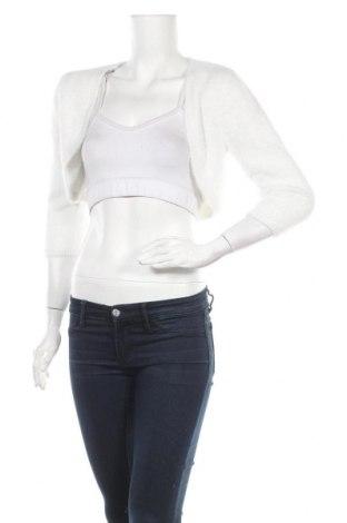 Γυναικεία ζακέτα Vera Mont, Μέγεθος M, Χρώμα Λευκό, 93% πολυαμίδη, 7% πολυεστέρας, Τιμή 14,27€