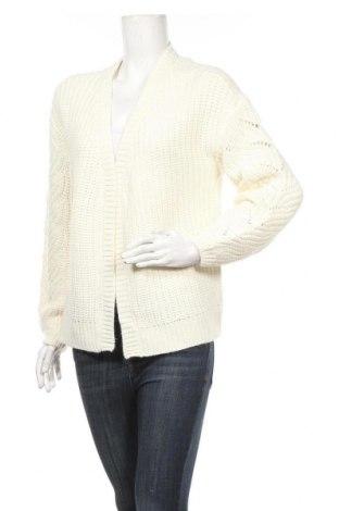 Γυναικεία ζακέτα Vila, Μέγεθος M, Χρώμα Λευκό, 80%ακρυλικό, 20% πολυαμίδη, Τιμή 23,97€