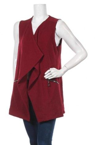Γυναικεία ζακέτα Wishstone, Μέγεθος M, Χρώμα Κόκκινο, Βαμβάκι, πολυεστέρας, Τιμή 15,43€