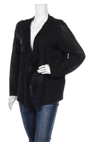 Дамска жилетка Your Sixth Sense, Размер XL, Цвят Черен, 50% вълна, 50% акрил, Цена 27,30лв.