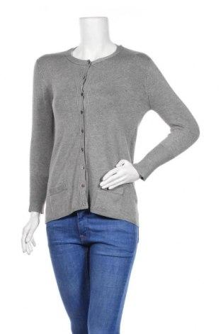 Дамска жилетка Zara, Размер M, Цвят Сив, Цена 13,44лв.