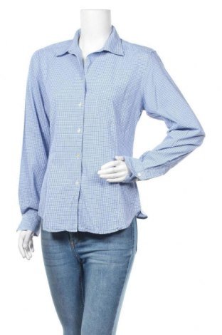 Дамска риза, Размер L, Цвят Син, Цена 10,24лв.