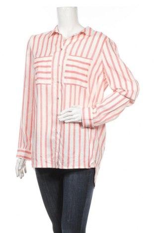 Дамска риза Best Connections, Размер L, Цвят Оранжев, 100% вискоза, Цена 15,18лв.