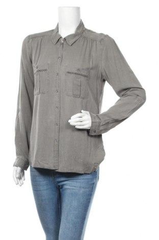 Дамска риза Esprit, Размер M, Цвят Сив, Цена 10,97лв.