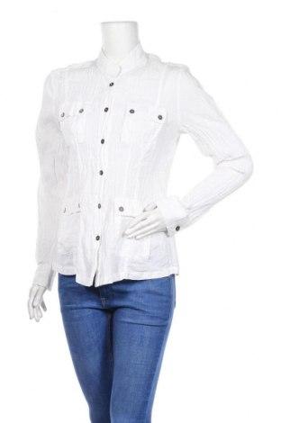 Γυναικείο πουκάμισο Frieda & Freddies, Μέγεθος L, Χρώμα Λευκό, Τιμή 11,48€