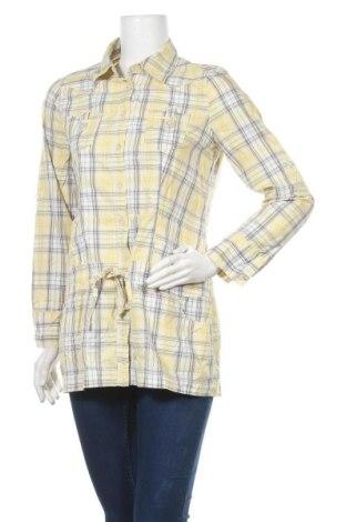 Γυναικείο πουκάμισο Gin Tonic, Μέγεθος M, Χρώμα Πολύχρωμο, Βαμβάκι, Τιμή 2,44€