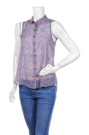 Дамска риза H&M, Размер S, Цвят Многоцветен, Полиестер, Цена 17,94лв.