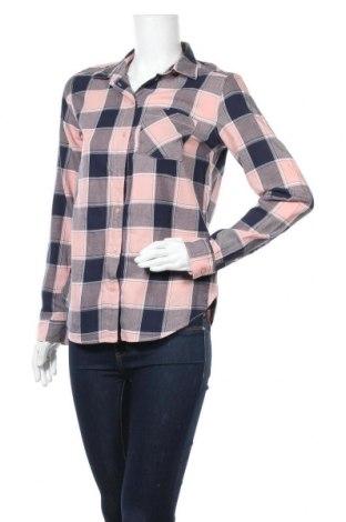 Дамска риза H&M Divided, Размер XS, Цвят Многоцветен, Памук, Цена 12,50лв.