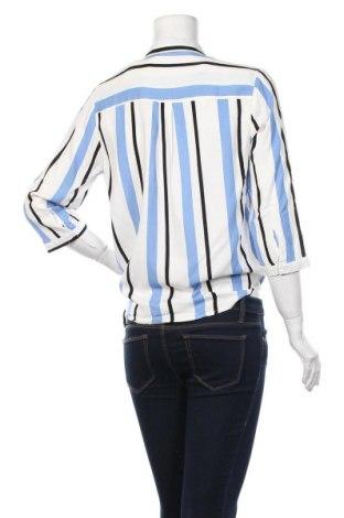 Дамска риза Hailys, Размер L, Цвят Многоцветен, Вискоза, Цена 17,92лв.