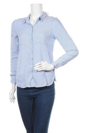 Дамска риза Jacqueline De Yong, Размер XS, Цвят Син, Вискоза, Цена 20,80лв.