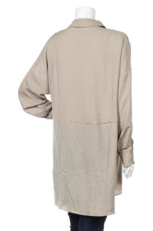 Дамска риза Missguided, Размер M, Цвят Зелен, Полиестер, Цена 12,00лв.
