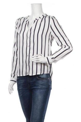 Дамска риза ONLY, Размер XS, Цвят Бял, 70% вискоза, 30% лиосел, Цена 18,48лв.