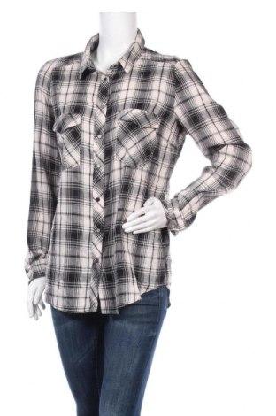 Γυναικείο πουκάμισο Pimkie, Μέγεθος XL, Χρώμα Μαύρο, Βαμβάκι, Τιμή 11,04€