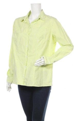 Дамска риза S.Oliver, Размер XL, Цвят Зелен, Цена 9,60лв.