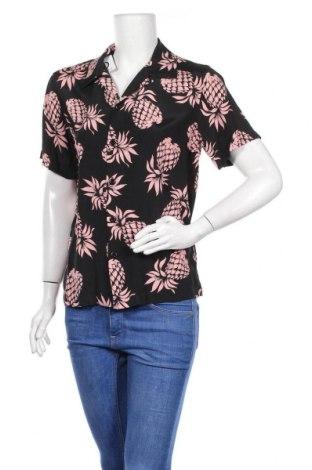 Дамска риза Sandro, Размер M, Цвят Черен, Цена 32,30лв.