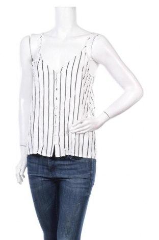 Дамска риза Zabaione, Размер M, Цвят Бял, Вискоза, Цена 6,08лв.