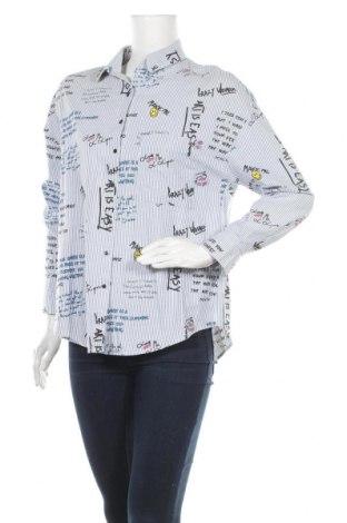 Дамска риза Zara Trafaluc, Размер XS, Цвят Многоцветен, Цена 25,50лв.