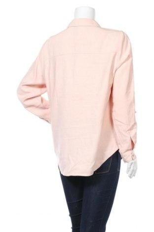 Дамска риза Dorothy Perkins, Размер L, Цвят Розов, 92% вискоза, 8% полиестер, Цена 17,92лв.