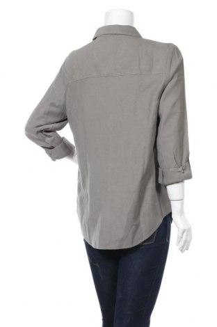 Дамска риза Dorothy Perkins, Размер L, Цвят Зелен, 392% вискоза, 8% полиестер, Цена 23,60лв.