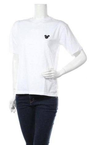 Дамска тениска About You, Размер S, Цвят Бял, Памук, Цена 22,95лв.