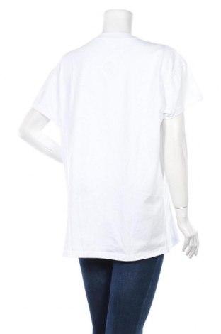 Дамска тениска About You, Размер S, Цвят Бял, Памук, Цена 21,60лв.