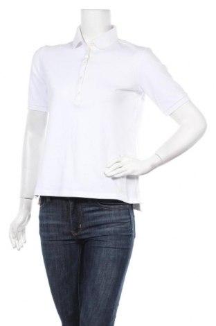 Дамска тениска Brax, Размер M, Цвят Бял, 97% памук, 3% еластан, Цена 53,82лв.