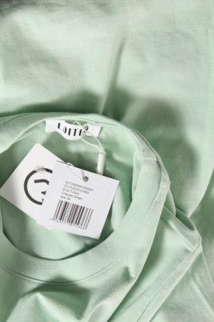 Дамска тениска Edited, Размер XS, Цвят Зелен, Памук, Цена 13,05лв.