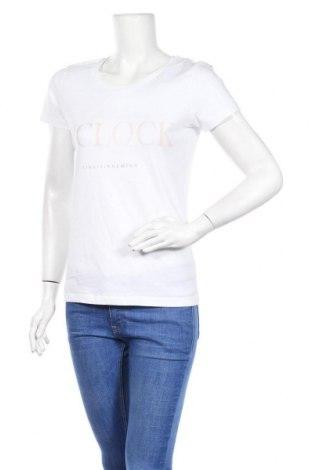 Дамска тениска Einstein&Newton, Размер S, Цвят Бял, Памук, Цена 23,20лв.
