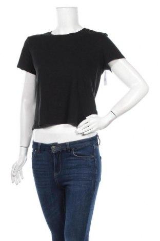 Дамска тениска Gap, Размер S, Цвят Черен, Памук, Цена 24,00лв.