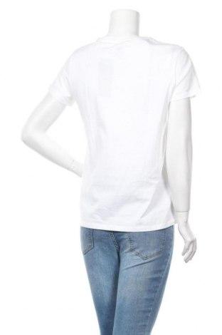 Дамска тениска Levi's, Размер M, Цвят Бял, Памук, Цена 47,20лв.