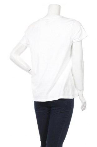 Дамска тениска Levi's, Размер L, Цвят Бял, Памук, Цена 48,00лв.