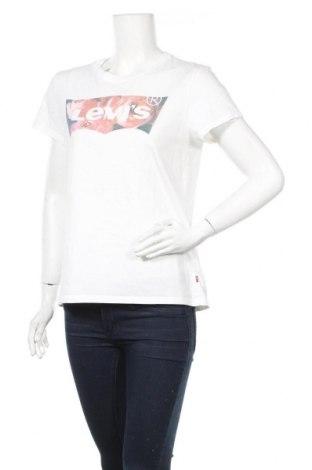 Дамска тениска Levi's, Размер L, Цвят Бял, Цена 44,25лв.
