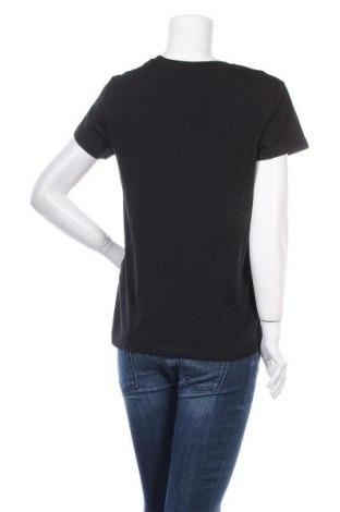 Дамска тениска Levi's, Размер M, Цвят Черен, Памук, Цена 48,36лв.