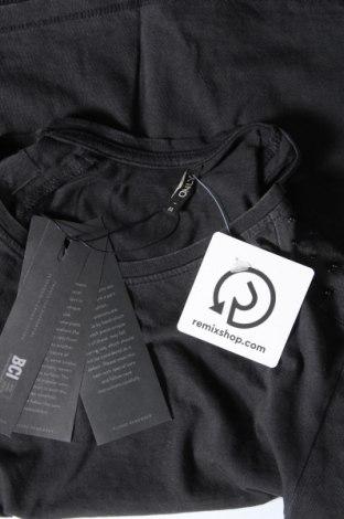 Дамска тениска ONLY, Размер M, Цвят Сив, Памук, Цена 7,34лв.