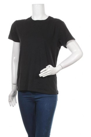 Γυναικείο t-shirt Rag & Bone, Μέγεθος M, Χρώμα Μαύρο, Βαμβάκι, Τιμή 38,08€