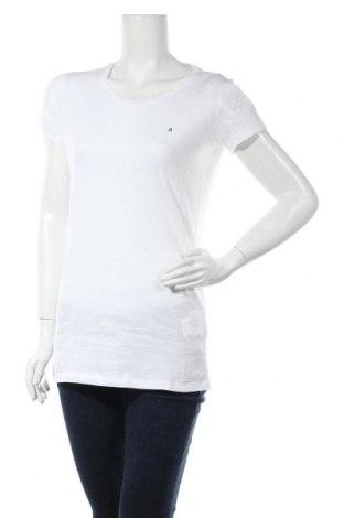 Дамска тениска Replay, Размер L, Цвят Бял, Памук, Цена 55,20лв.