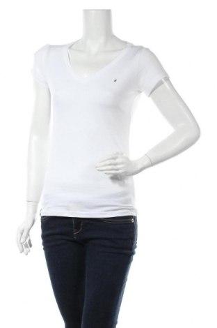Дамска тениска Replay, Размер S, Цвят Бял, Памук, Цена 59,25лв.