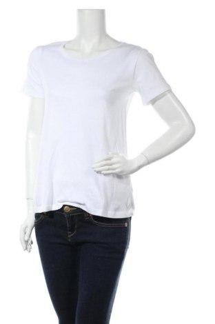 Tricou de femei Zara, Mărime XS, Culoare Alb, Bumbac, Preț 26,32 Lei