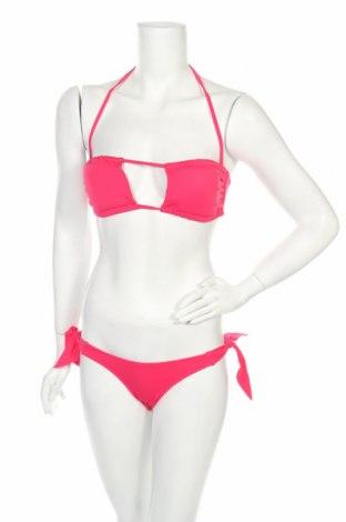 Дамски бански 4giveness, Размер S, Цвят Розов, 80% полиамид, 20% еластан, Цена 27,60лв.