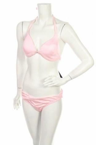 Дамски бански Even&Odd, Размер XL, Цвят Розов, 79% полиестер, 21% еластан, Цена 36,00лв.