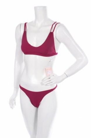 Γυναικείο μαγιό Missguided, Μέγεθος S, Χρώμα Ρόζ , 78% πολυαμίδη, 22% ελαστάνη, Τιμή 13,89€